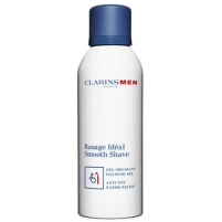 Skutimosi putos Clarins Smooth Shave (Foaming Gel) 150 ml Skutimosi putos