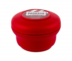 Skutimosi putos PRORASO Red In A Jar 150ml Shaving foam