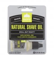 Skutimosi želė Pacific Shaving Co. Shave Smart Natural Shave Oil 15ml Shaving gel