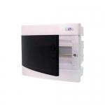 Skydelis modul. įleidžiamas, 12mod., IP40, plastikinis, tams. dur., be spynelės, ECM, ETI 01101011