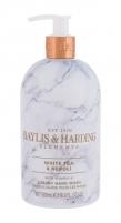 Skystas muilas Baylis & Harding Elements White Tea & Neroli 500ml Muilas