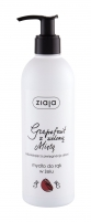 Skystas muilas Ziaja Grapefruit & Green Mint 270ml Muilas