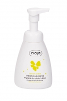 Skystas muilas Ziaja Lemon Cake Hands & Body Foam 250ml Muilas