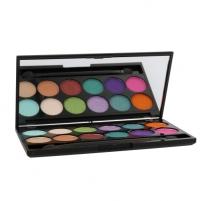 Šešėliai akims Sleek MakeUP I-Divine Eyeshadow Palette Cosmetic 13,2g Shade 732 Snapshots Šešėliai akims
