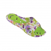 Slippers Spokey CARVI Green