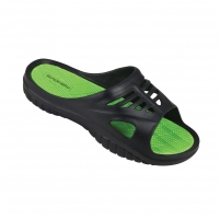 Slippers Spokey MERLIN Green Water shoes