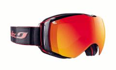 Slidinėjimo akiniai Airflux cat 3 Juoda/Raudona Slidinėjimo akiniai