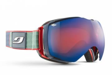 Slidinėjimo akiniai Airflux cat 3 OTG Mėlyna