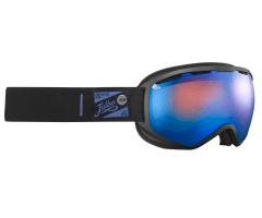 Slidinėjimo akiniai Atlas Cat 2 OTG Pilka/Oranžinė (Mėlynas padengimas)