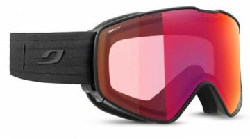 Slidinėjimo akiniai Cyrius reactiv performance cat 2-3 Juoda Slēpošanas aizsargbrilles