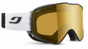 Slidinėjimo akiniai Cyrius reactiv performance cat 2-4 Balta/Juoda Slēpošanas aizsargbrilles