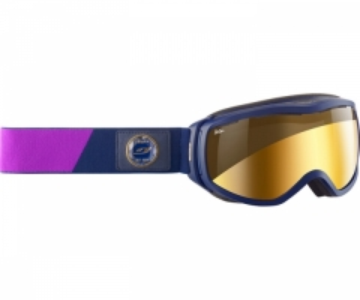 Slidinėjimo akiniai Elara Zebra Mėlyna
