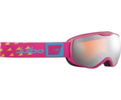 Slidinėjimo akiniai Ison Cat 3 2016 Rožinė