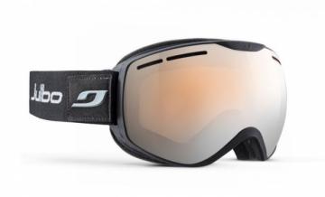 Slidinėjimo akiniai Ison XCL Cat 3 Juoda/Pilka Slēpošanas aizsargbrilles