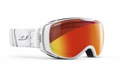 Slidinėjimo akiniai Luna Snow Tiger Balta Ski goggles