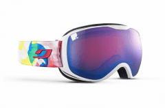 Slidinėjimo akiniai Pioneer cat 3 Balta/Marga Лыжные очки