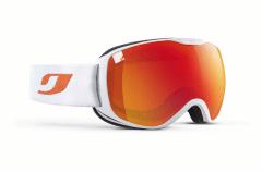 Slidinėjimo akiniai Pioneer cat 3 Balta/Oranžinė