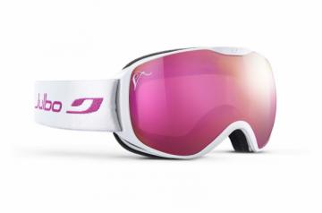 Slidinėjimo akiniai Pioneer cat 3 Balta/Rožinė Slidinėjimo akiniai