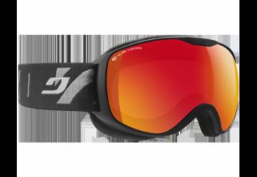 Slidinėjimo akiniai Pioneer cat 3 poliarizuoti Juoda Slidinėjimo akiniai