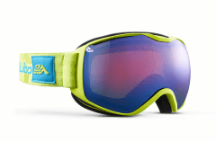 Slidinėjimo akiniai Quantum cat 2 Žalia/Mėlyna