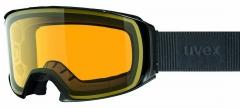 Slidinėjimo akiniai Uvex craxx OTG LGL black m.dl/lgl S1 Slēpošanas aizsargbrilles