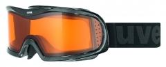 Slidinėjimo akiniai Uvex vision optic l black met.dlgoldlite Slēpošanas aizsargbrilles