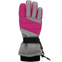 Slidinėjimo pirštinės Outhorn HOZ19 W RED602 27M, XL Winter protection and clothing
