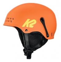 Slidinėjimo šalmas K2 ENTITY, oranžinis Ski helmets