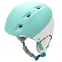 Slidinėjimo šalmas METEOR KIONA, mėlynas/baltas Ski helmets