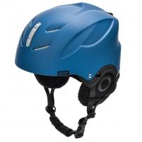 Slidinėjimo šalmas METEOR LUMI, mėlynas/pilkas Ski helmets