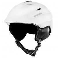 Slidinėjimo šalmas Spokey COLUMBIA, baltas Ski helmets