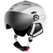 Slidinėjimo šalmas Spokey MONTANA, pilkas Ski helmets