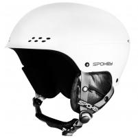 Slidinėjimo šalmas Spokey ROBSON, baltas Ski helmets