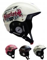 Slidinėjimo šalmas WORKER Paradise, Dydis XS(48-52) Ski helmets