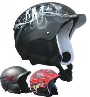 Slidinėjimo šalmas WORKER PLAYFUL Ski helmets