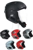 Slidinėjimo šalmas WORKER Vento, Spalva balta, su piešiniu, Dydis S(55-56) Ski helmets