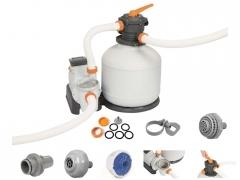 Smėlio filtravimo siurblys baseinams Bestway 9841L Насадки для очистки бассейна