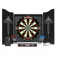 Smiginio rinkinys Black Ash Professional Dart Set Dartai