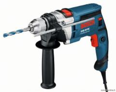 BOSCH GSB 16 RE su GFP smūginis gręžtuvas Electric drills screwdrivers