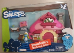 Smurfettes House 56044 / 56045 Toys for girls