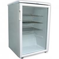 Snaige Refrigerator CD140-1002-00SNW0 Cooling Showcase, Free standing, Height 85 cm, Fridge net capacity 127 L, 38 dB, White