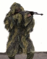 Snaiperio maskuotė Ghillie Suit Parka Woodland Special purpose clothing