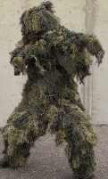 Snaiperio maskuotė Ghillie Suit Woodland Special purpose clothing