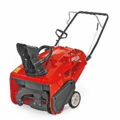 gasoline snow thrower Wolf Garten SELECT SF 53 Snow ploughs