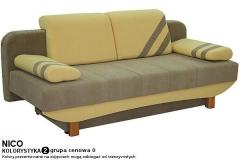 Sofa BF Nico (Audinys: IV grupė) Sofos, sofos-lovos