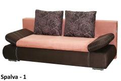 Sofa lova BF Delta (Audinys: IV grupė) Sofos, sofos-lovos