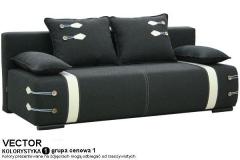 Sofa lova BF Vector (Audinys: IV grupė) Sofos, sofos-lovos
