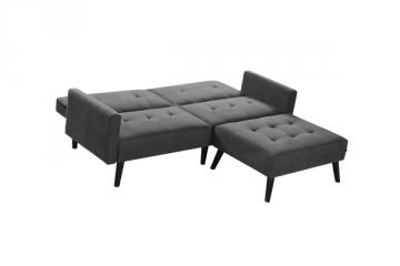 Sofa-lova CORNER pilka