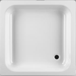 SOFIA Dušo padėklas 80 x 80 cm, baltas