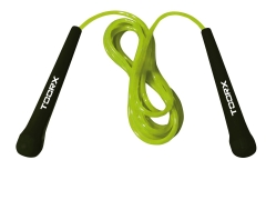 Šokdynė TOORX AHF-016 PVC lime green/black Jump ropes